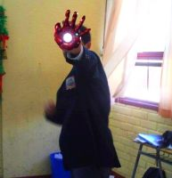 IRON MAN by TheWallProducciones