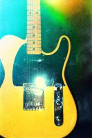 My Tele 1 by nicollearl