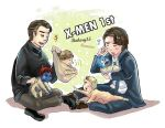 X MEN first child by kanomkw