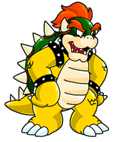 Bowser by LuigiYoshi2210