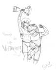 Victorious by AvidArtist1836