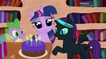 Nyx's Birthday by sgtgarand