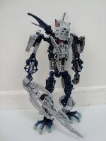 Prentus-Toa of Iron and Water by Ajtnz