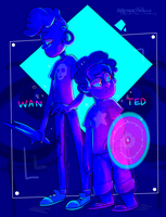 - WANTED - by AbstractHolly