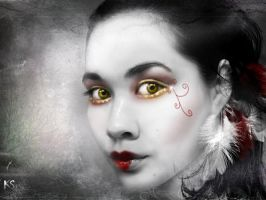 Face by Silvia15