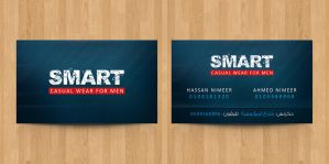 Smart Business Card by fewela