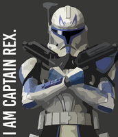 Captain Rex [Ai] by KreationplusDE