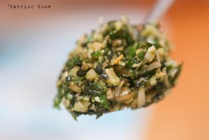 Basil and mint pesto by patchow