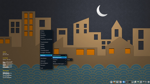 My Desktop (July 2014) by luckyborneo