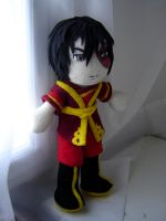 Zuko Plush by Eightohsixtythird