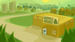 Greenville Groceries by ratman90