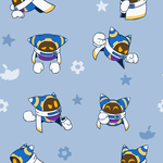 Chibi Magolor Background by VibrantEchoes