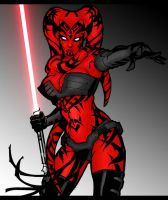 Darth Talon by forcecrush