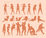 Nsio Silhouette Practice 1 by Nsio