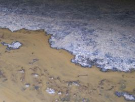 Polluted Ocean by environment
