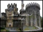 Butron Castle Stock Pack 1 by Dralliance-Stock