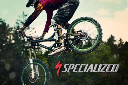 Specialized by jemabaris