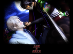 ..: Chinese Dragon and Silver-Haired Scoundrel :.. by Hebigami-Okami-77