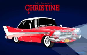 John Carpenter's Christine by MeganekkoPlymouth241