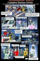 Complex Human Terms by Transformers-Mosaic