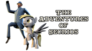 The Adventures of Secrios by MovieMowDown