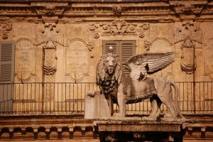 Lion by andreuchi