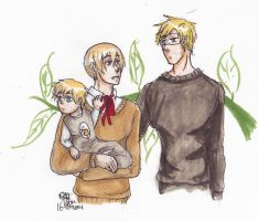 SuFin Family by AnnHolland