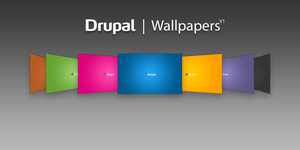 Drupal Wallpaper Pack V1 (Photoshop Tennis)