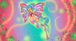 AT: Dilara! Fairy of Tropics! by GlimmeringAngel26