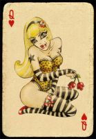 queen of hearts by mrshmllw