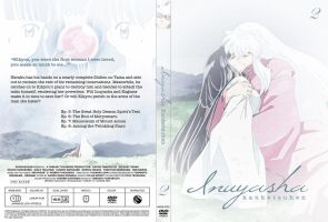 Inuyasha Kanketsuhen DVD Cover by ladykikyou