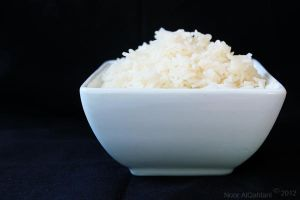 Arabic White Rice by thatdesigngrl