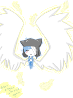 RISE AGAIN OUR LITTLE ANGEL by WolfyTails