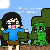 Creepers by jamie23drawer