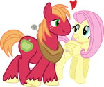 Fluttermac 'Point Commission' by PaulySentry