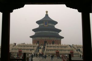 Temple of Heaven by dominickleo