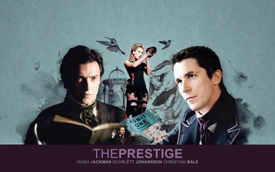 The Prestige by Amurrr