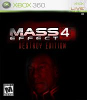 Mass Effect 4 Destroy Edition by RedVirtuoso