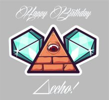 birthday sticker by ziccurate