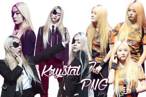 f(x) Krystal's PNG Pack {Red Light Era} by kamjong-kai
