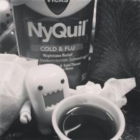 Nyquil naps... 37/365 by PiliBilli