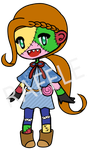 RAFFLE #1_Sweet Death (OPEN) by Nutty-Adopts