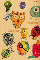 Mosters Party by MKho