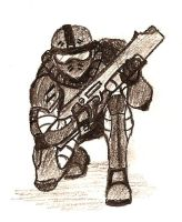 Soldier 1 by Naryx
