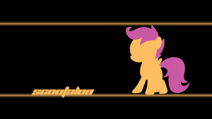 Scootaloo Wallpaper by Alexstrazse