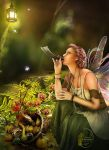 In Fairy Land by AngeliaArt