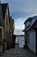 Schleswig old town by nsrosenqvist