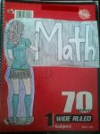 Math Notebook by BrownEyedGirl9