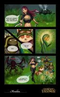 League of Legends Lolz Comic by Meraldina