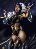 Storm by Ch-Hell-Sea
